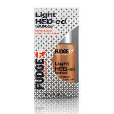 Fudge Light Hed-ed Oil
